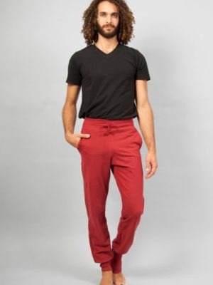 mahan yoga pants for men by breath of fire