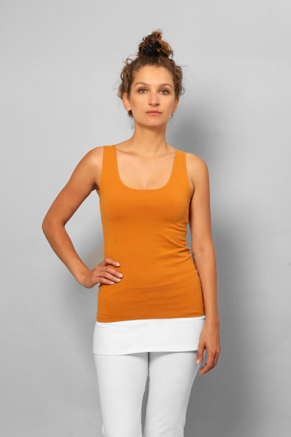 Sohang yoga top safran