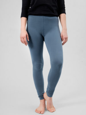 Amrit yoga leggings blue