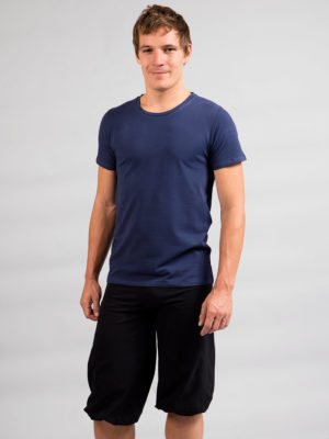 Yoga T-shirt for men breath of fire