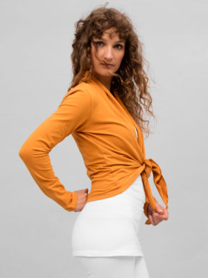 amba yoga jacket breath of fire yogafashion