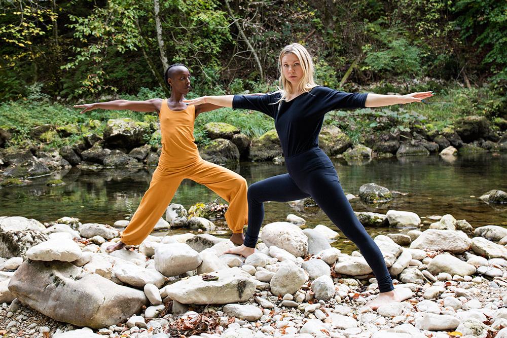yoga fashion by breath of fire